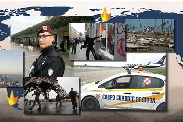Travel Security Nazionale ed Internazionale